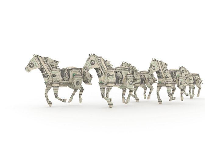 Money-Horse